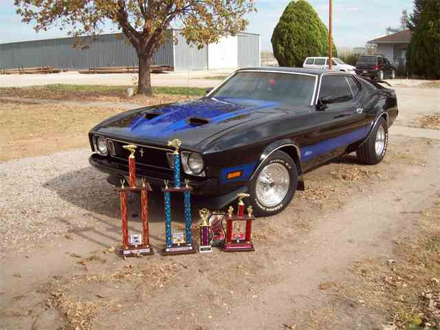 1973 Ford Mustang   920670