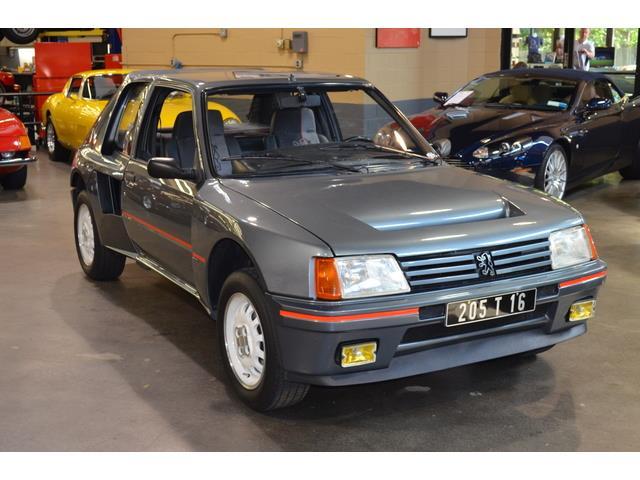 1984 Peugeot 205 Turbo 16 | 926706