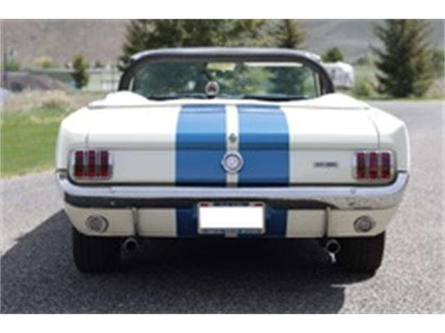 1966 Shelby GT350 Paxton | 926709