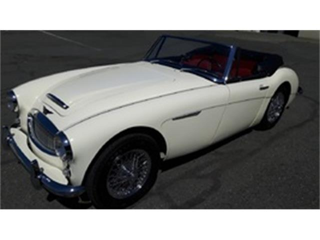 1963 Austin-healey 3000 Mark II Bj7