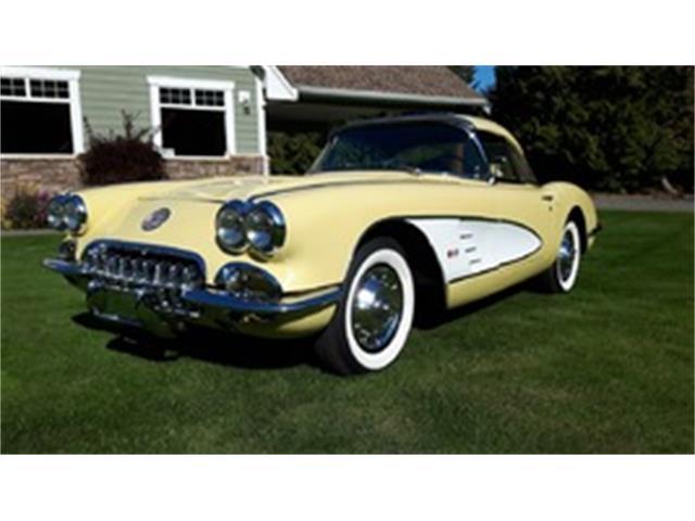 1958 Chevrolet Corvette | 926714