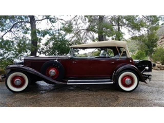 1931 Chrysler Imperial Dual Cowl | 926717
