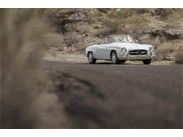 1962 Mercedes-Benz 190SL | 926719