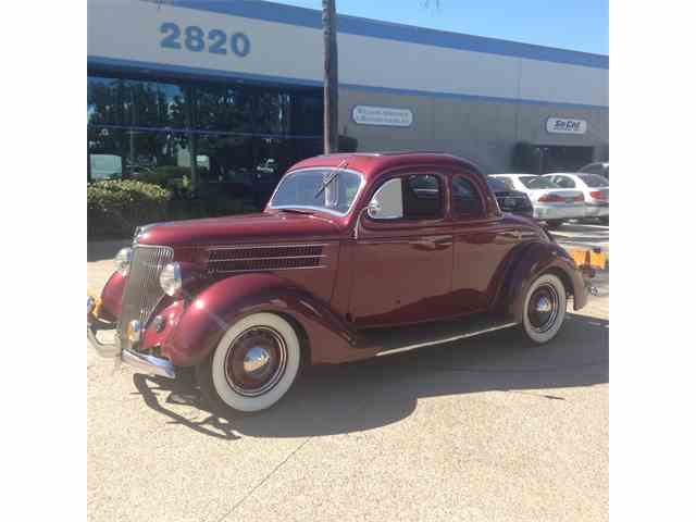 1936 Ford 5-Window Coupe | 920673