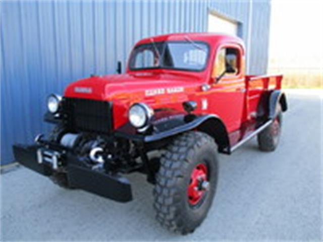 1947 Dodge Power Wagon | 926770