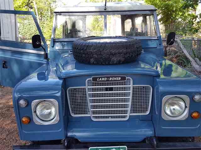 1984 Land Rover Series IIA   920678