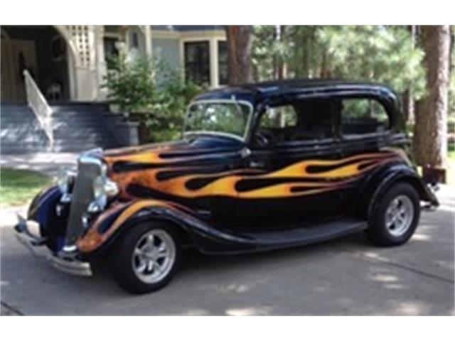 1934 Ford Victoria Deluxe | 926787