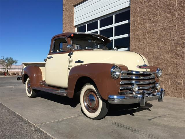 1955 CHEVROLET 3100 SERIES 5 WINDOW PICKUP | 920068
