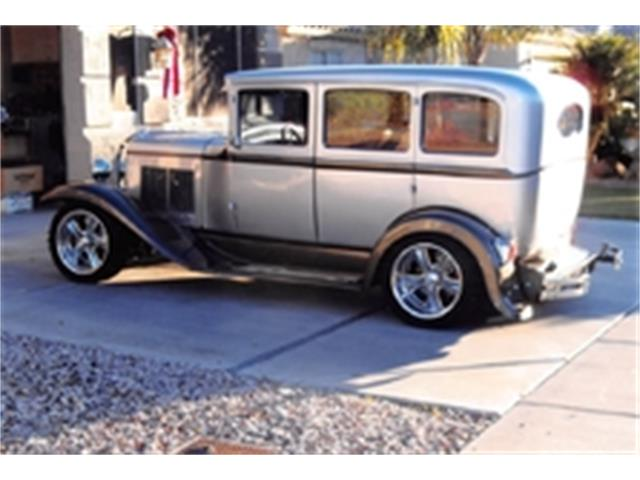 1931 Plymouth 4-Dr Sedan | 926802