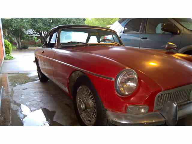 1965 MG MGB | 920682