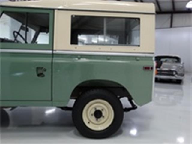 1971 Land Rover Series IIA | 926823