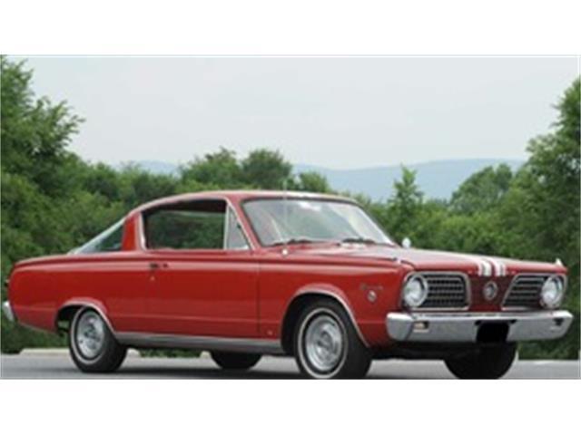 1966 Plymouth Barracuda | 926846