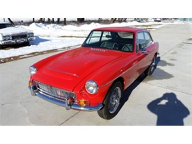 1968 MG C GT | 926856