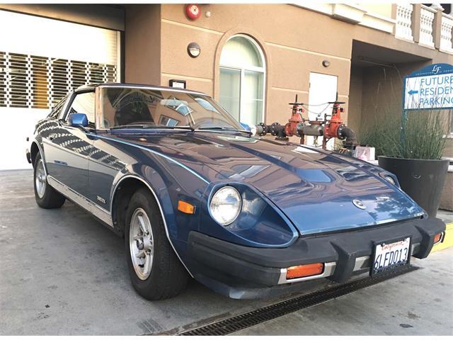 1980 Datsun 280ZX   920687