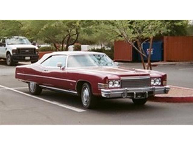 1974 Cadillac Eldorado | 926874