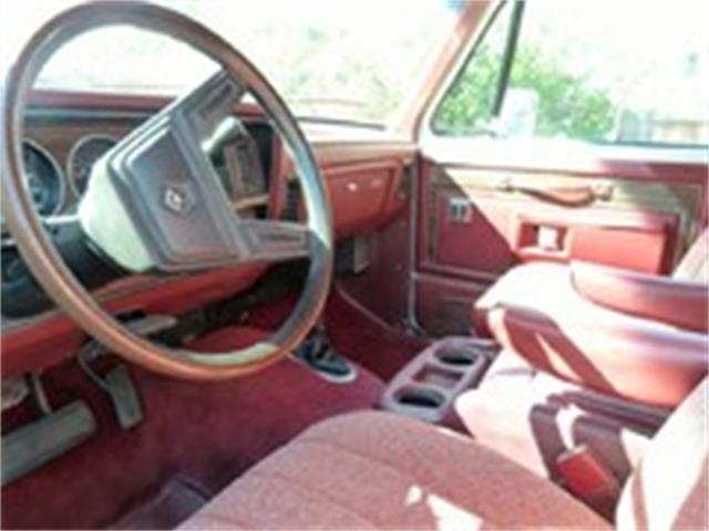 1986 Dodge Ramcharger | 926876