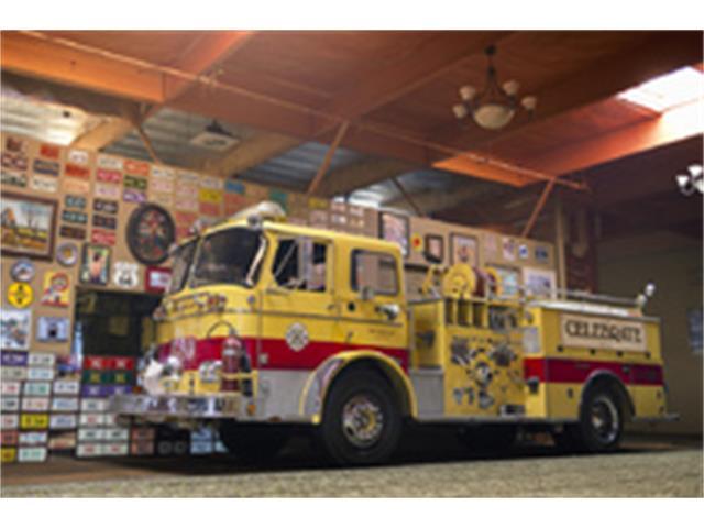 1966 Seagrave Fire Truck | 926880
