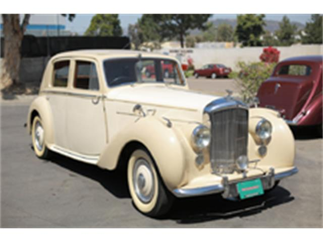 1950 Bentley Mark VI | 926893