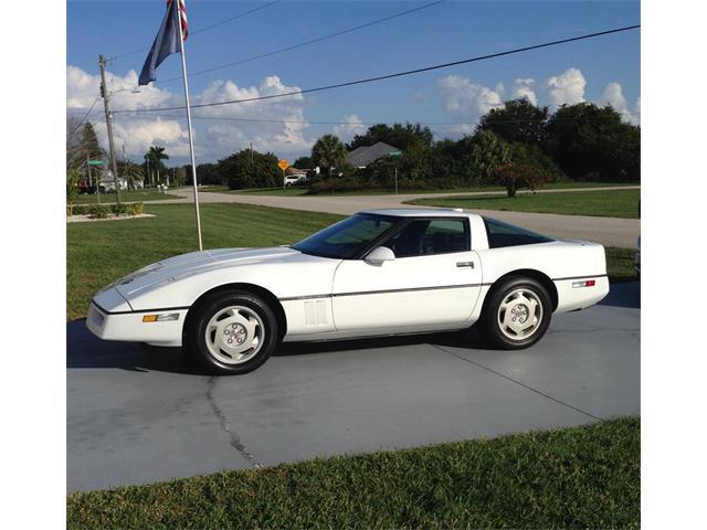 1988 Chevrolet Corvette | 920690