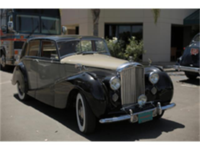 1949 Bentley Mark VI | 926905