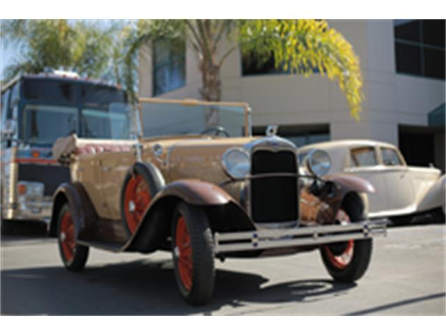 1930 Ford Model A   926923