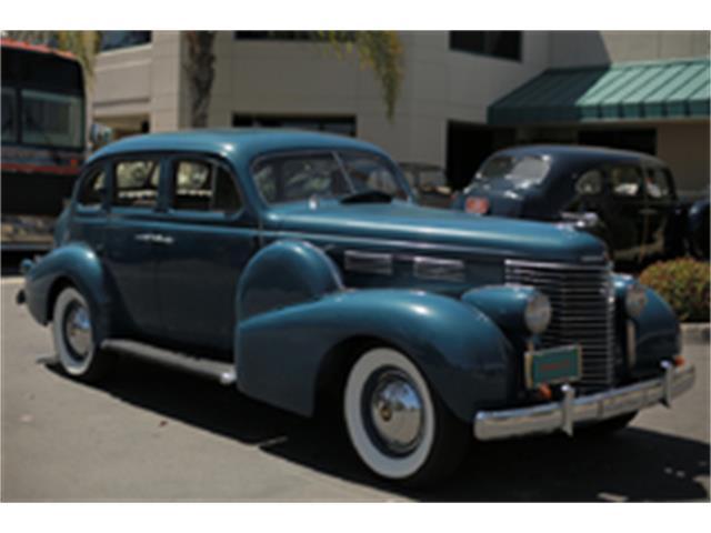 1938 Cadillac Series 60 | 926934