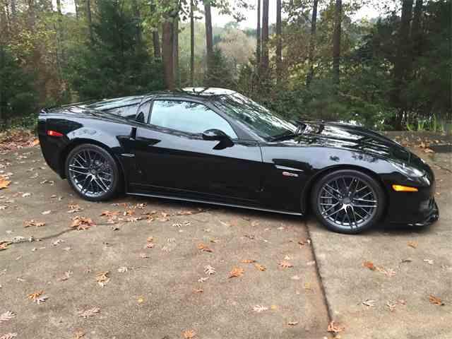 2011 Chevrolet Corvette Z06 | 920695