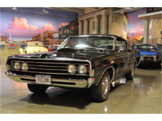 1969 Ford Fairlane Cobra Jet 428 | 926951