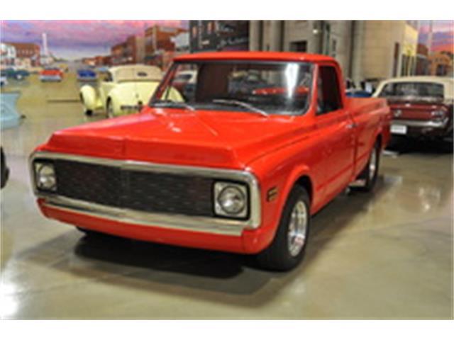 1971 Chevrolet C/K 10 | 926952