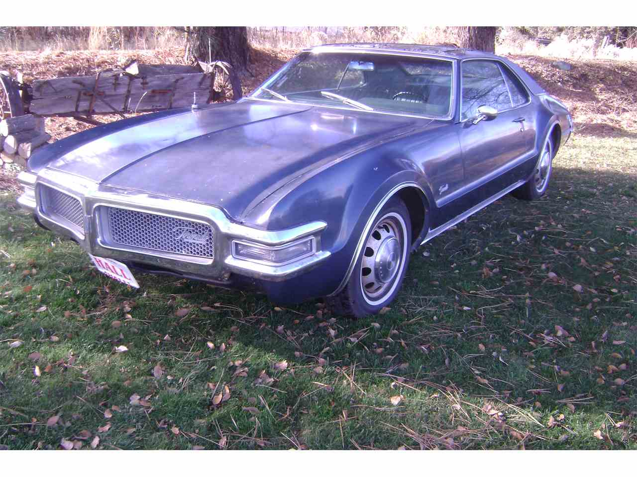 1968 oldsmobile toronado for sale cc. Black Bedroom Furniture Sets. Home Design Ideas
