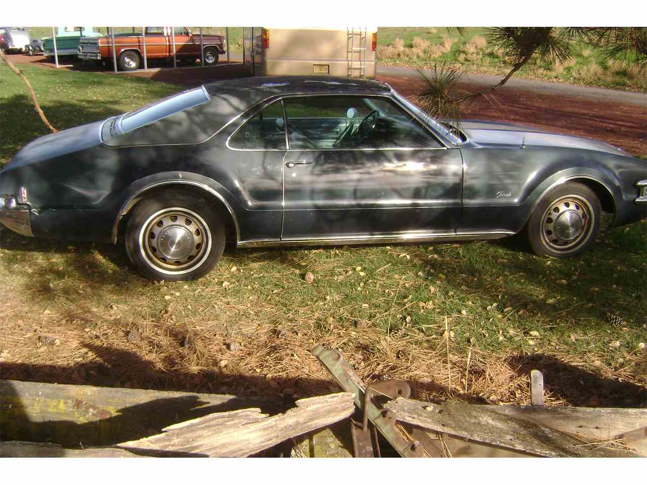 Large Picture of '68 Toronado - JV8U