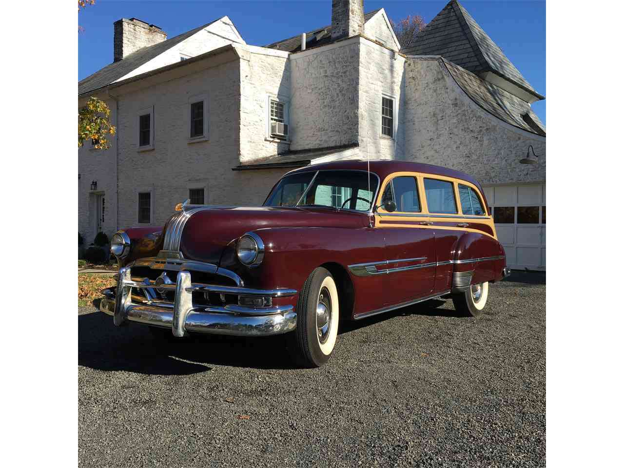 1952 Pontiac Chieftain  for Sale - CC-920696