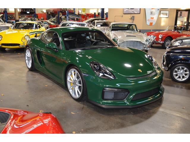 2016 Porsche Cayman GT4 | 926973