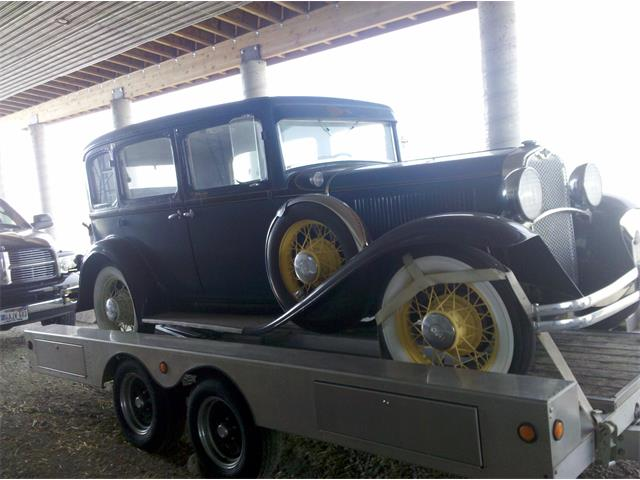 1931 Dodge Brothers Touring | 926974
