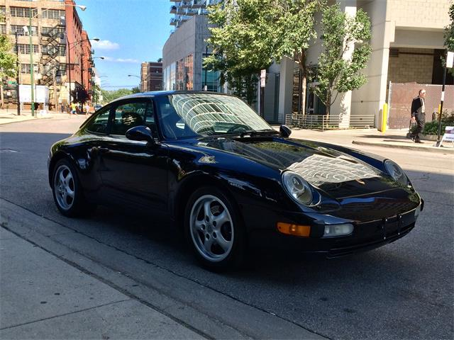 1995 Porsche 911 Carrera 2 coupe (964) | 926984