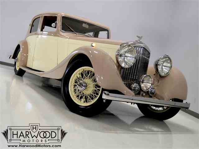 1938 Bentley 4-1/4 Litre | 926989