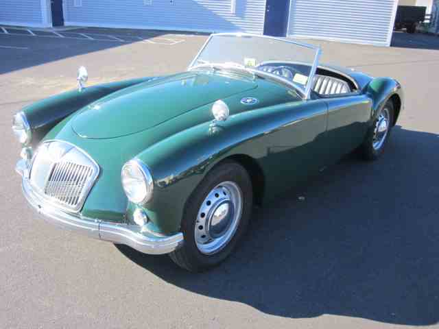 Picture of '58 MGA 1500 - JV9R
