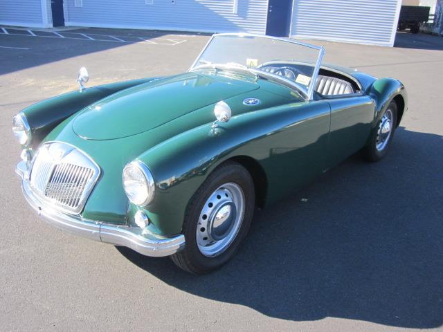 1958 MG MGA 1500 | 926991