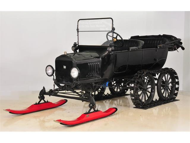 1919 Ford Model T Touring Snowflyer | 926995