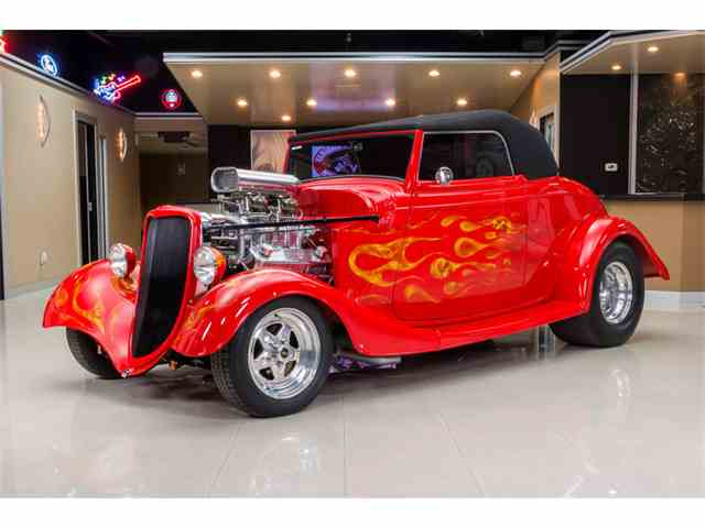 Picture of Classic 1934 Street Rod - $79,900.00 Offered by Vanguard Motor Sales - JV9Z