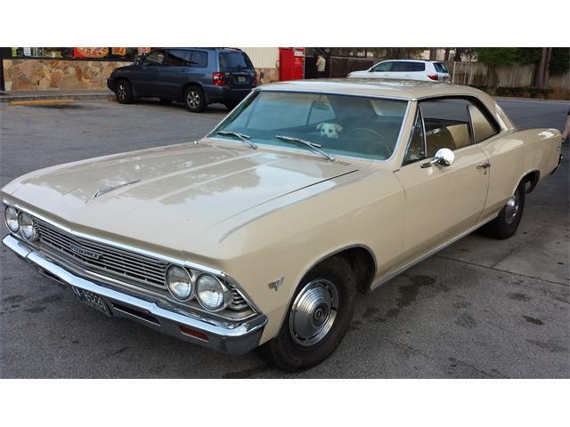 1966 Chevrolet Chevelle Malibu | 920007