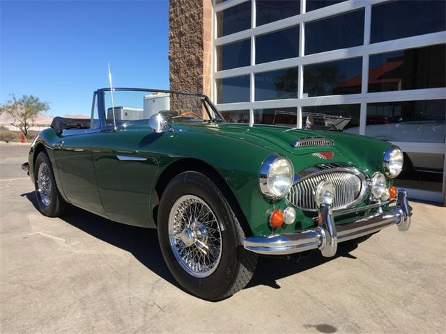 1967 AUSTIN-HEALEY 3000 MK III BJ8 ROADSTER | 920070