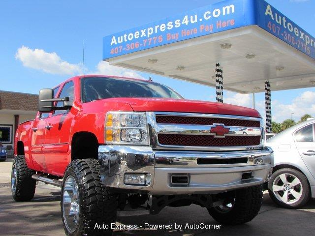 2012 Chevrolet Silverado | 920700