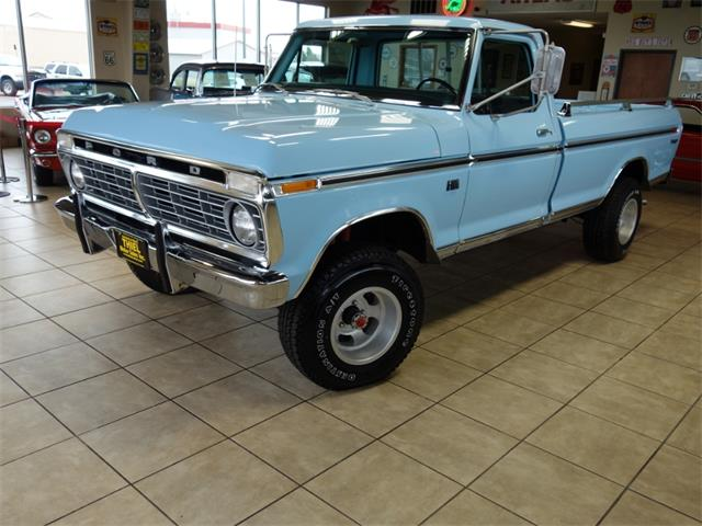 1975 Ford F100 | 927000