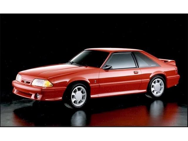 1993 Ford Mustang   927002
