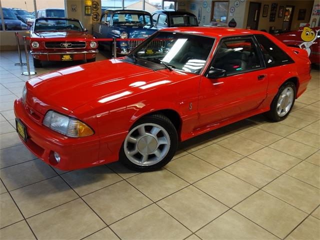 1993 Ford Mustang | 927002