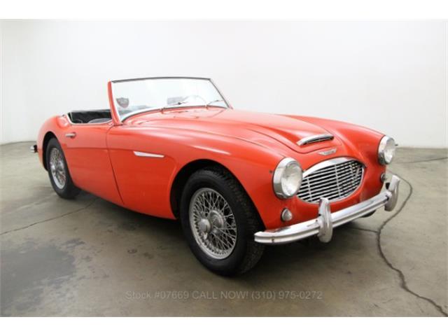 1961 Austin-Healey 3000 | 927010
