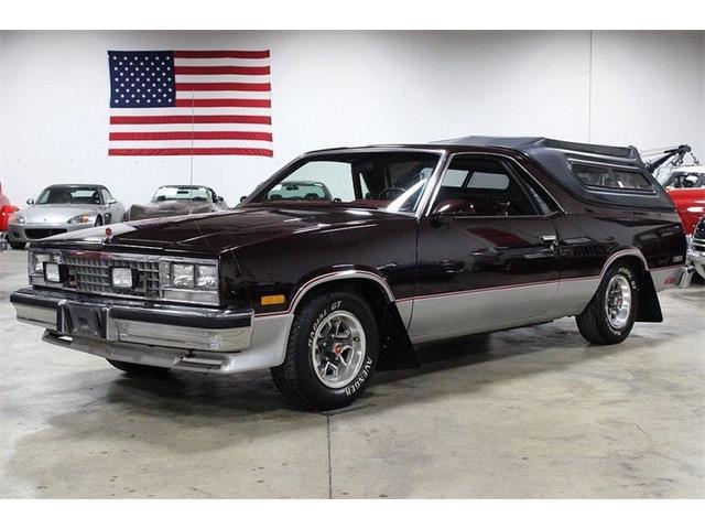 1986 Chevrolet El Camino | 927020