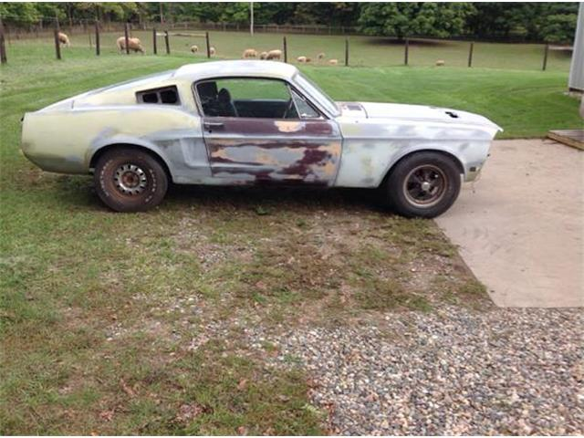 1968 Ford Mustang | 927021