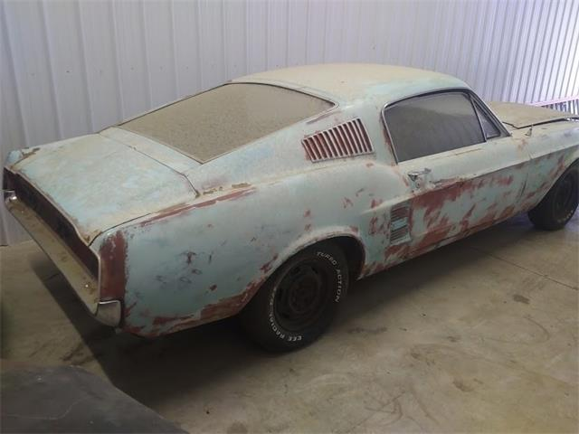 1967 Ford Mustang | 927022